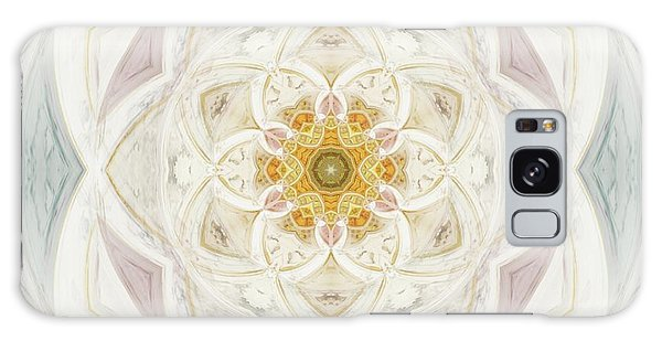 Fractal Design Galaxy Case - Flower Of Heaven by Raphael Terra