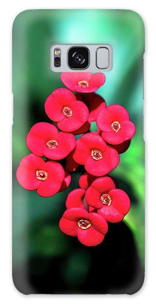 Flower Parade Galaxy Case