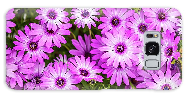 Flora Galaxy Case - Flower Patterns Collection Set 04 by Az Jackson