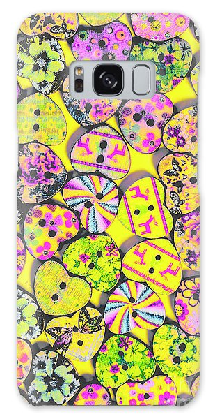 Style Galaxy Case - Flower Power Patterns by Jorgo Photography - Wall Art Gallery