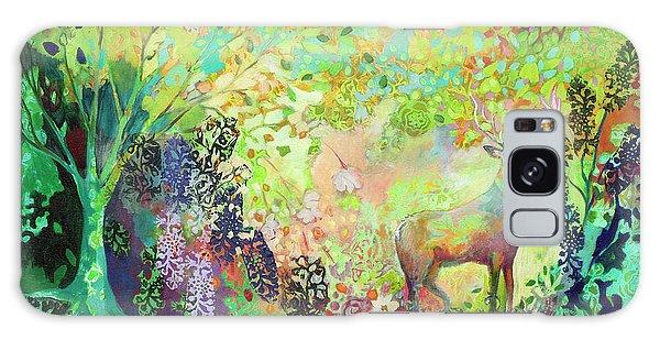 Tapestry Galaxy Case - Follow Me by Jennifer Lommers