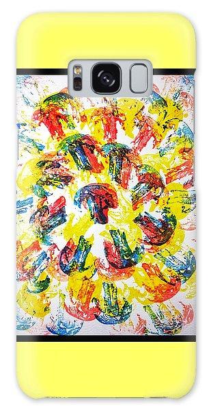Houlton Galaxy Case - Food Coloring  by Richard John Houlton