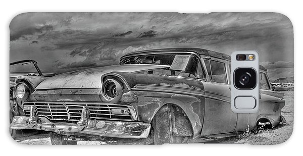 Ford Country Squire Wagon - Bw Galaxy Case