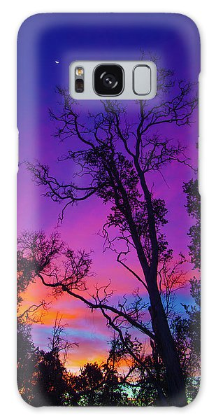 Forest Colors Galaxy Case