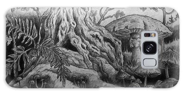 Houlton Galaxy Case - Forest Fantasy by Richard John Houlton
