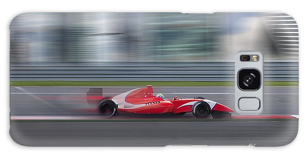 Race Galaxy Case - Formula 2.0 Race Car Racing At High by Kuznetsov Alexey