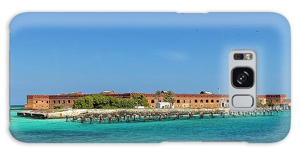 Fort Jefferson, Dry Tortugas National Park Galaxy Case