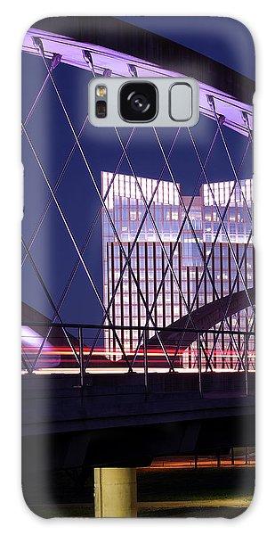 Fort Worth West Seventh Street Bridge V2 021419 Galaxy Case