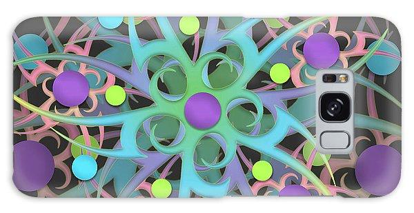 Fractal Mandala Galaxy Case
