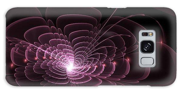 Fractal Rose Galaxy Case