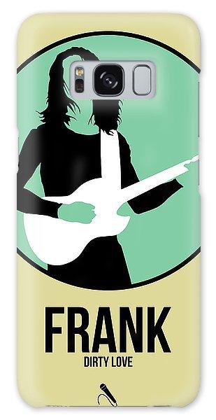 Classic Rock Galaxy Case - Frank Zappa by Naxart Studio