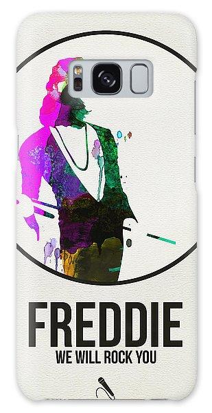 Mercury Galaxy Case - Freddie Mercury II by Naxart Studio