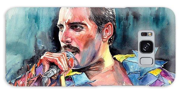 Mercury Galaxy Case - Freddie Mercury, New York City 1983 by Suzann Sines