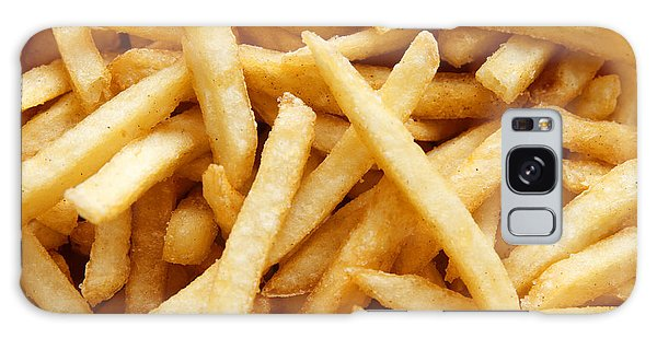 Potato Galaxy Case - French Fries by Nobuhiro Asada