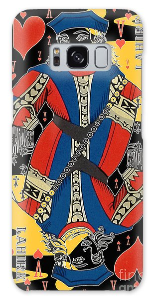 French Playing Card - Lahire, Valet De Coeur, Jack Of Hearts Pop Art - #2 Galaxy Case