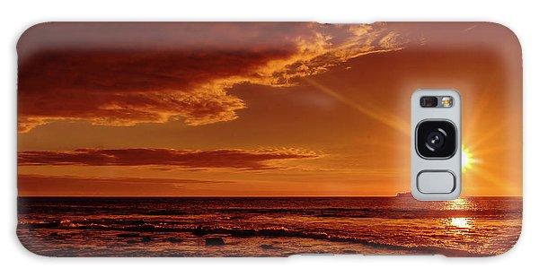 Friday Sunset Galaxy Case