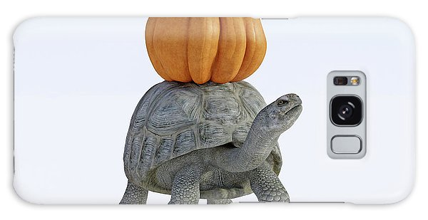 Turtle Galaxy Case - Friends The Tortoise And The Pumpkin by Betsy Knapp