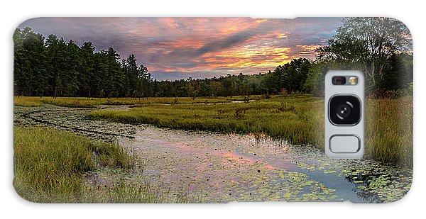 Friendship Panorama  Sunrise Landscape Galaxy Case
