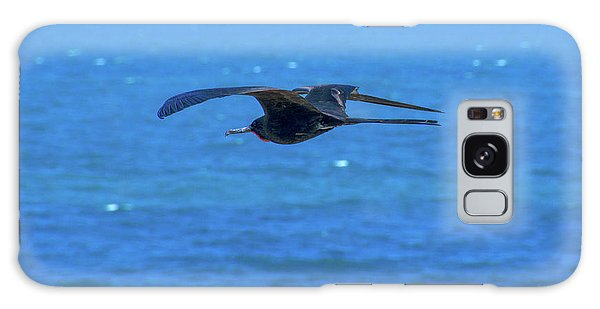 Frigatebird Galaxy Case