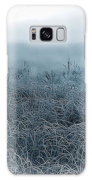 Frigid Morn Galaxy Case