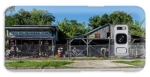 Frog Hollow General Store - Augusta Ga Galaxy Case