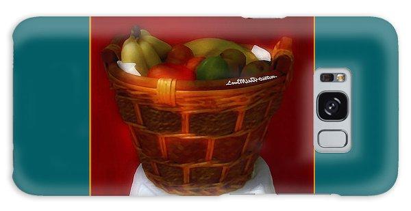 Fruit  Art 33 Galaxy Case