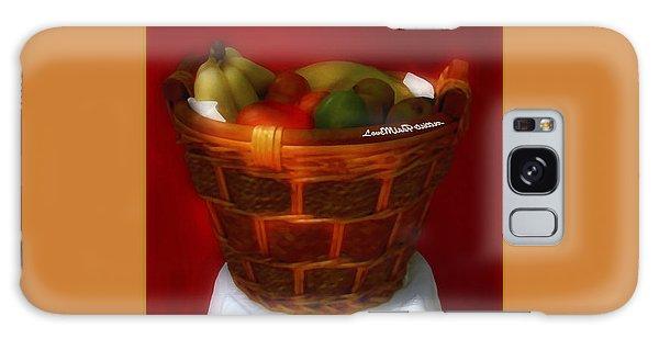 Fruit  Art 34 Galaxy Case