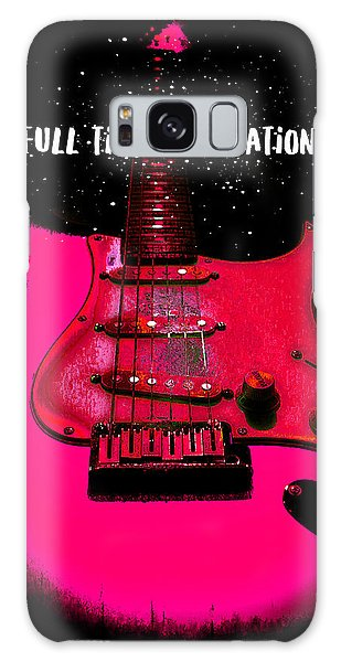 Full Time Occupation Guitar Galaxy Case