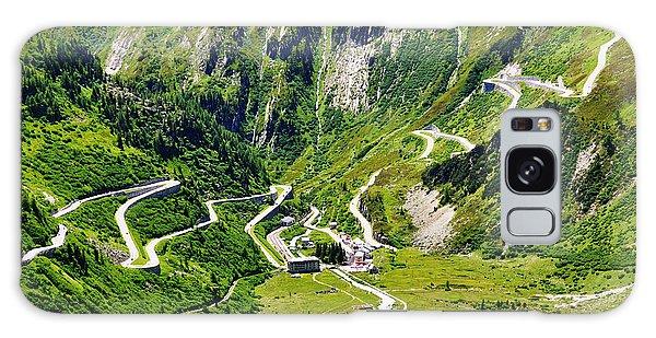 Pass Galaxy Case - Furka Pass, Switzerland by Alexander Chaikin