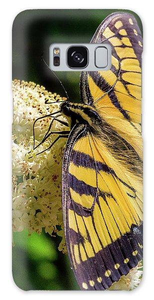 Fuzzy Butterfly Galaxy Case