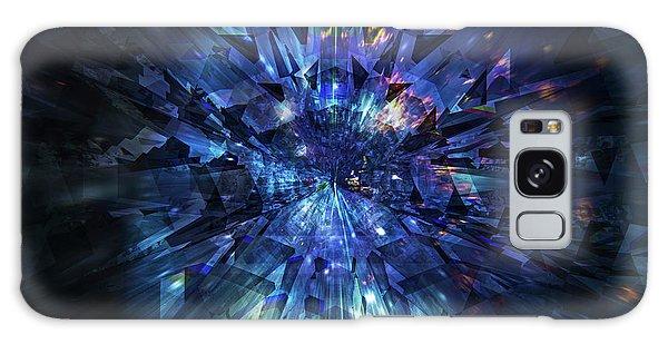 Galactic Crystal Galaxy Case