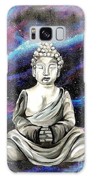 Galaxy Buddha  Galaxy Case