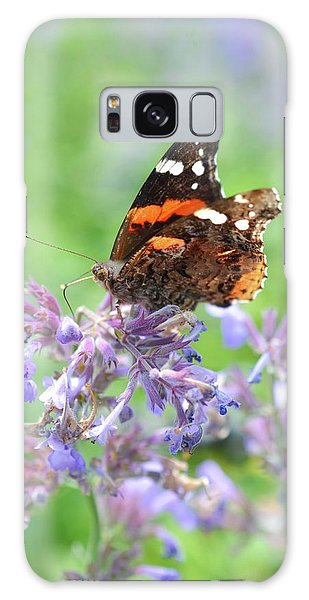 Garden Beauty Galaxy Case