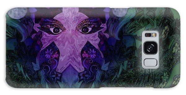 Garden Eyes Galaxy Case