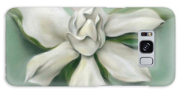 Gardenia Flower Galaxy Case