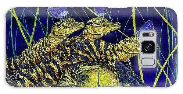 Gator Nursery  Galaxy Case