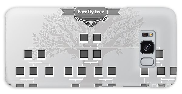 Branch Galaxy Case - Genealogical Tree Of Your Family.hand by Galastudio