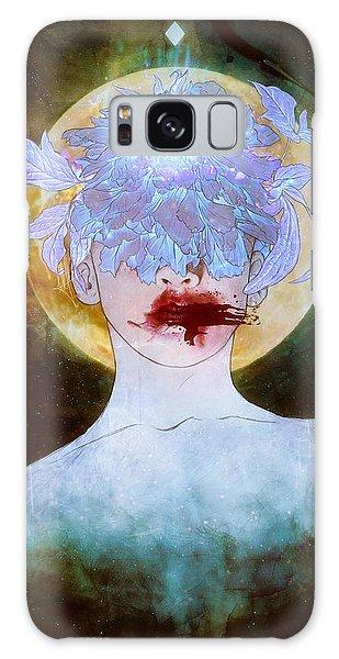Nightmare Galaxy Case - Ghosts by Mario Sanchez Nevado