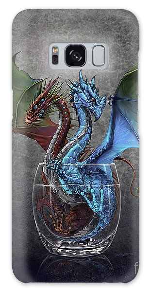 Gin And Tonic Dragon Galaxy Case