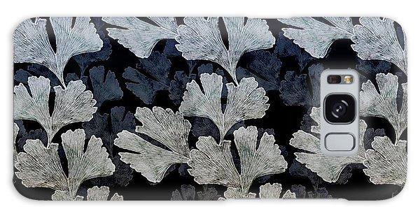 Ginko Leaf Pattern Galaxy Case