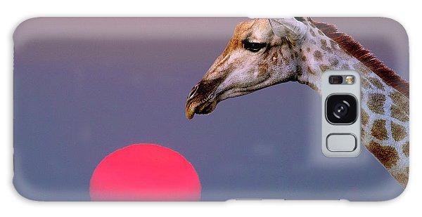 Giraffe Composite Galaxy Case