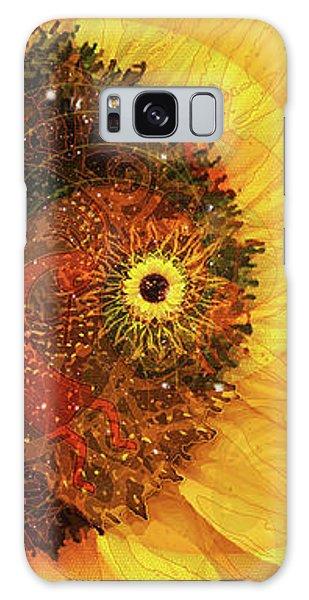 Girasole Galaxy Case