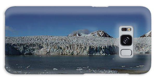 Glacier Svalbard Galaxy Case