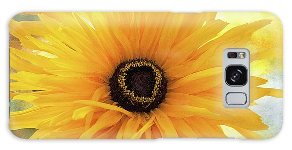 Galaxy Case featuring the photograph Gloriosa Daisy by Ann Jacobson