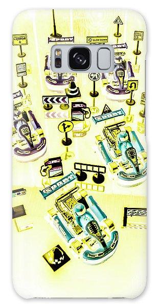 Cart Galaxy Case - Go-kart Art by Jorgo Photography - Wall Art Gallery