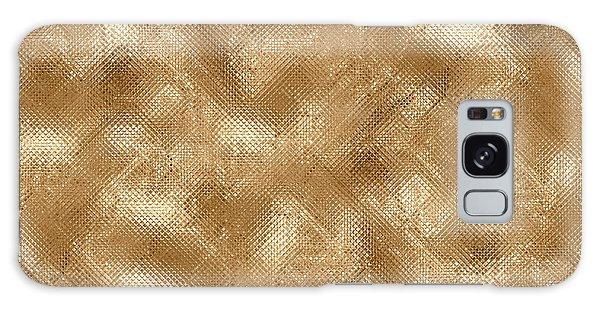 Gold Metal  Galaxy Case
