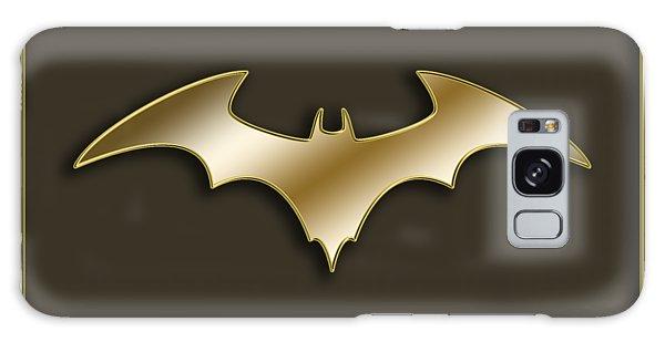 Golden Bat Galaxy Case
