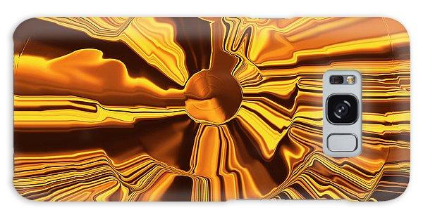 Golden Circle Galaxy Case