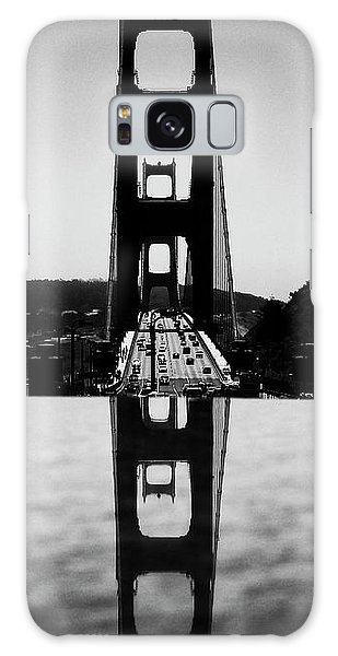 Golden Gate Reflection Galaxy Case