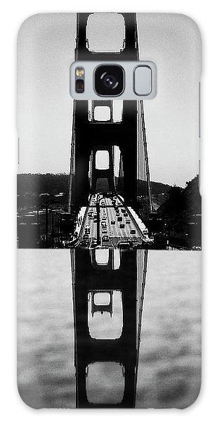 Golden Gate Reflection Galaxy Case